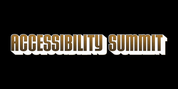Accessibility Summit
